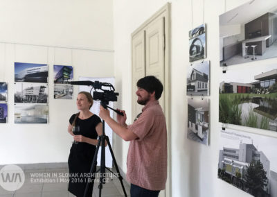 VUT – WOMEN IN SLOVAK ARCHITECTURE