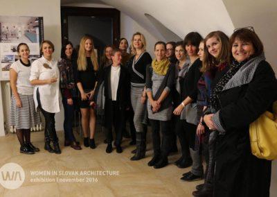 ARCHA / WOMEN IN SLOVAK ARCHITECTURE